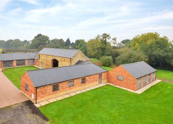 Thumbnail Barn conversion for sale in Barn 1, Hardwick, Wellingborough, Northamptonshire