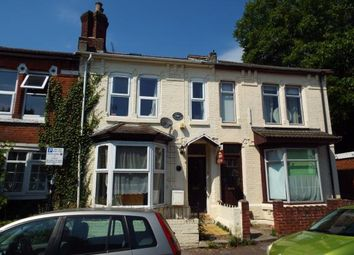 Thumbnail 5 bedroom terraced house for sale in Milton Road, Southampton