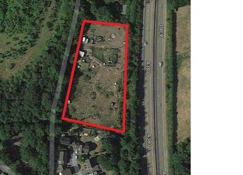 Thumbnail Land for sale in Higher Sandygate, Kingsteignton, Newton Abbot