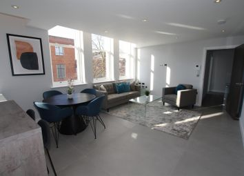 Thumbnail 2 bed flat for sale in The Residence, St John Street, Manchester