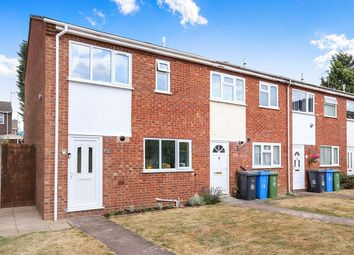 Thumbnail 2 bed terraced house for sale in Cosford Court, Perton, Wolverhampton