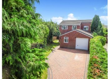 Thumbnail 4 bed detached house for sale in Park Lane, Penyffordd, Chester