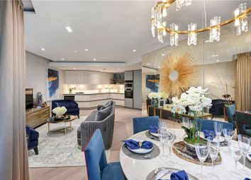 Thumbnail 3 bed flat for sale in West End Gate, Newcastle Place, London
