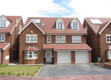 Thumbnail 5 bed detached house for sale in Blue House Court, Blackhall Colliery, Hartlepool