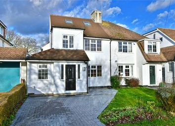 Thumbnail 4 bed semi-detached house for sale in 185 The Parkway, Iver, Buckinghamshire
