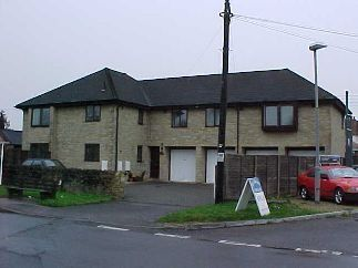 Thumbnail 2 bed flat to rent in Woodstock Road East, Begbroke, Kidlington