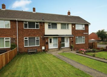 Thumbnail 3 bed terraced house for sale in Castledene Road, Consett, Durham