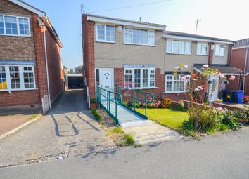 Thumbnail 3 bed semi-detached house for sale in Wadsworth Avenue, Intake, Sheffield