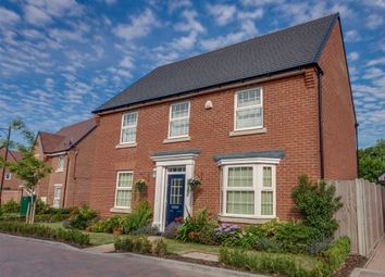 Thumbnail 4 bedroom detached house for sale in Arthur Martin-Leake Way, High Cross, Hertfordshire