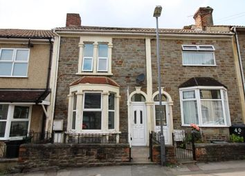 Thumbnail 1 bed flat for sale in Moravian Road, Bristol, Somerset