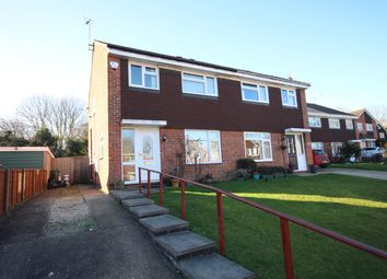 Thumbnail 3 bedroom semi-detached house to rent in Stonechat Road, Billericay