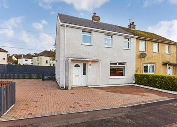 Thumbnail 3 bed semi-detached house for sale in Southview Crescent, Bridge Of Weir