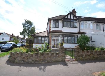 Thumbnail 3 bed end terrace house for sale in Fairlands Avenue, Sutton
