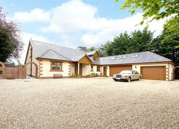 Thumbnail 4 bedroom detached bungalow for sale in The Green, Wetheral, Carlisle, Cumbria