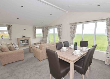 Thumbnail 3 bedroom lodge for sale in Leysdown Road, Leysdown On Sea, Sheerness, Kent