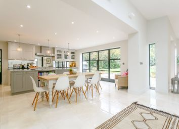 Thumbnail 5 bedroom detached house for sale in Lickfolds Road, Rowledge, Farnham, Surrey