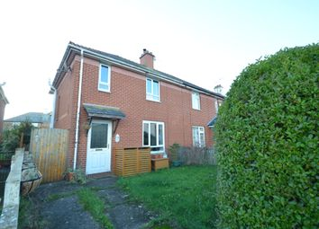 Thumbnail 3 bed semi-detached house for sale in Myrtle Road, St Thomas, Exeter