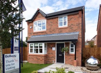 Thumbnail 3 bedroom detached house for sale in Crompton Way, Bolton