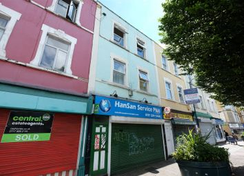 Thumbnail 2 bed terraced house for sale in Flats 1 And 2, 148 Ashley Road, St. Pauls, Bristol