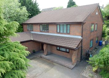 Thumbnail 4 bedroom detached house for sale in Lowercroft Road, Bury