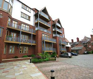 Thumbnail 3 bed flat to rent in 156, Foregate Street, Chester