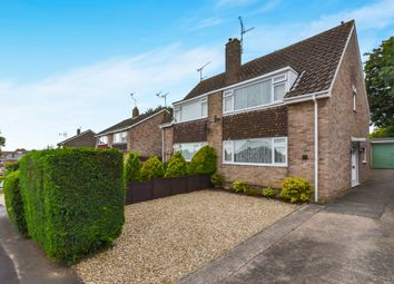 Thumbnail 3 bed semi-detached house for sale in St. Marys Crescent, Yeovil
