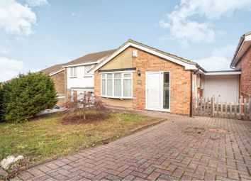 Thumbnail 2 bed detached bungalow for sale in Hawthorn Crescent, Burton-On-Trent