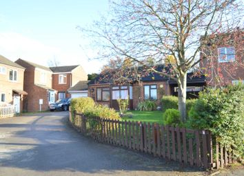 Thumbnail 2 bed bungalow for sale in Bampton Close, Furzton, Milton Keynes