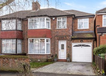 Thumbnail Semi-detached house for sale in Stanmore, Middix
