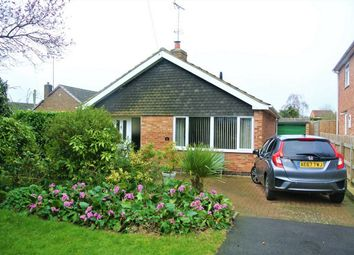 Thumbnail 2 bedroom detached house for sale in Elsea Drive, Thurlby, Bourne, Lincolnshire