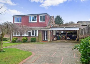 Thumbnail 3 bedroom detached house for sale in Railway Hill, Barham, Canterbury, Kent