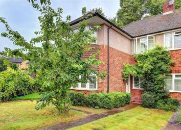 Thumbnail 3 bed flat for sale in Cusack Close, Straberry Hill