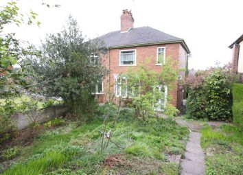 Thumbnail 3 bed semi-detached house for sale in Leek Road, Cheadle