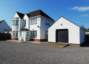 Thumbnail 3 bed detached house for sale in Station Road West, Wenvoe, Cardiff