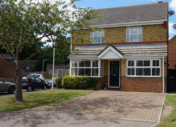 Thumbnail 4 bed detached house for sale in Sceales Drive, Cliffsend, Ramsgate