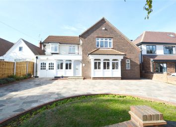 Thumbnail 5 bed detached house for sale in The Broadway, Thorpe Bay, Essex