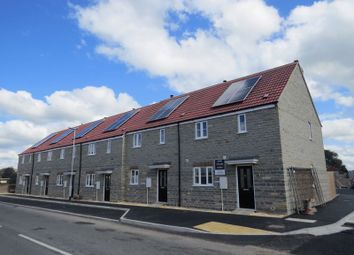 Thumbnail 2 bed terraced house to rent in Oxenpill, Meare, Glastonbury
