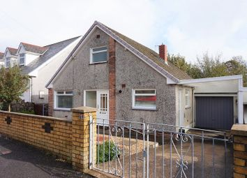 Thumbnail 3 bed detached bungalow for sale in Graham Avenue, Pen-Y-Fai, Bridgend, Bridgend County.