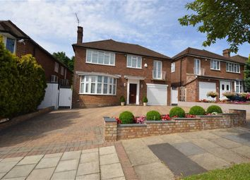 Thumbnail 5 bed property for sale in Michleham Down, London