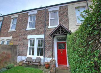Thumbnail 4 bedroom terraced house for sale in Elsdon Road, Gosforth, Newcastle Upon Tyne