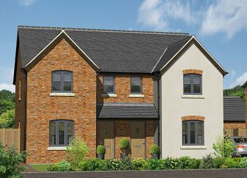 Thumbnail 3 bed semi-detached house for sale in Cruckmeole Meadows, Cruckmeole, Hanwood, Shrewsbury, Shropshire