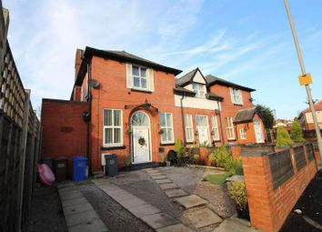 Thumbnail 3 bed mews house for sale in Moston Lane, Moston, Manchester