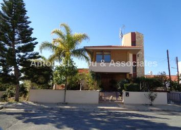 Thumbnail 4 bed property for sale in Agios Athanasios, Cyprus