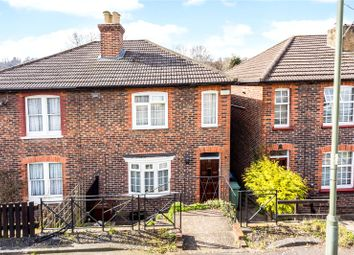 Thumbnail 2 bed semi-detached house for sale in Beechwood Road, Caterham, Surrey
