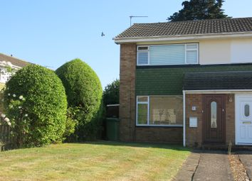 Thumbnail 2 bed semi-detached house for sale in Beaconsfield Road, Sittingbourne