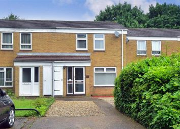 Thumbnail 2 bed terraced house for sale in Camden Close, Lords Wood, Chatham, Kent
