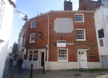 Thumbnail Retail premises to let in The Old Alarm, Lymington