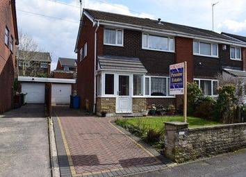 Thumbnail 3 bed semi-detached house for sale in For Sale George Street, Shaw, Oldham