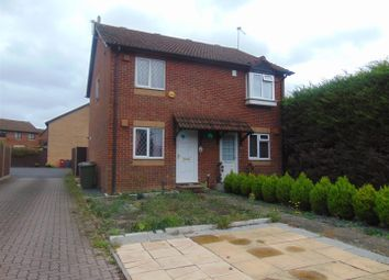 Thumbnail 2 bed semi-detached house to rent in Raleigh Close, Cippenham, Slough