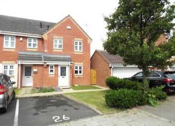 Thumbnail 3 bed end terrace house for sale in Kingsford Road, Daimler Green, Coventry